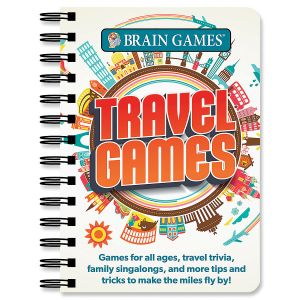 Travel Games Book