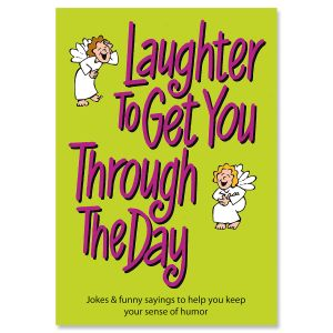 Laughter to Get You Through the Day Book