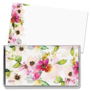 2020 Floral Pocket Calendar