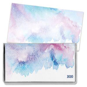 2020 Brush Pocket Calendar