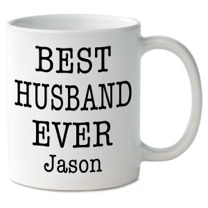 Best Husband Ever Novelty Mug
