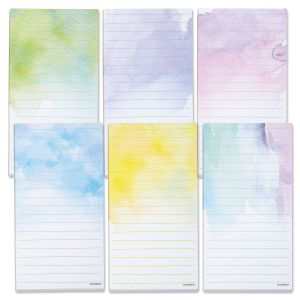 Brushstrokes Magnetic List Pads
