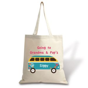 Going To...Canvas Tote