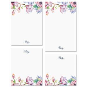 Magnolia Custom Memo Pad Sets