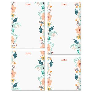 Mountain Ash Custom Memo Pad Sets