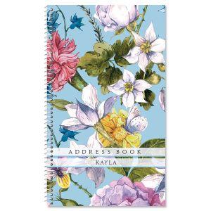 Painted Perennials Lifetime Address Book