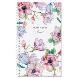 Magnolia Lifetime Address Book