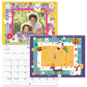 Celebrations Scrapbooking Calendar 2021