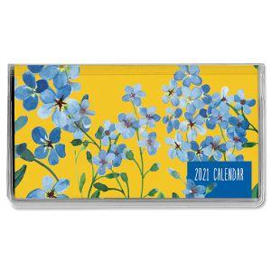 Tiny Blossoms Pocket Calendar 2021