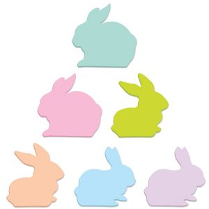 Bunny Notepads - Buy 1 Get 1 Free