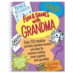 Fun and Games with Grandma Book
