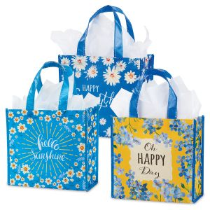 Happy Cub Reusable Gift Bags - Buy 1 Get 1 Free