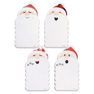 Diecut Santa Note Pads