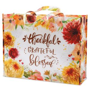 Chrysanthemum Shopping Bag