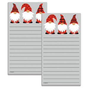 Gnomes Memo Pads