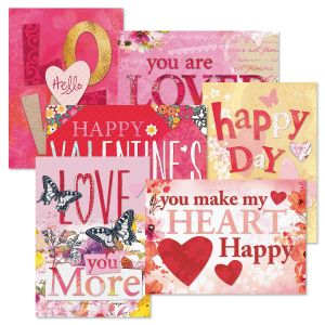 Valentine Collage Value Pack