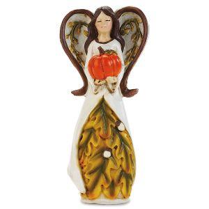 Autumn Angel Figurine