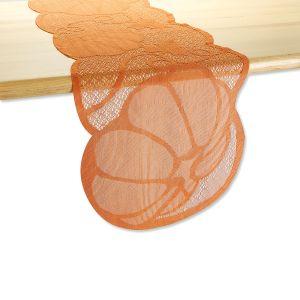 Lace Pumpkin Runner