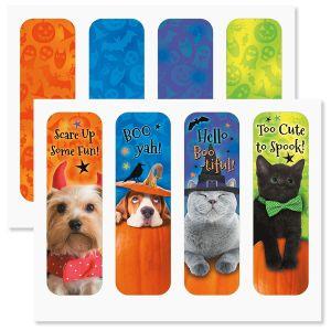 Halloween Friends Bookmarks
