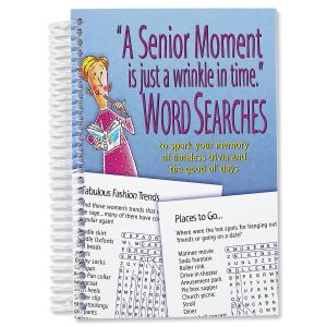 A Senior Moment Word Search