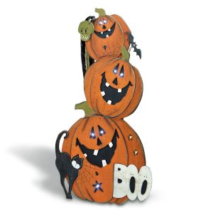 Jack-o'-Lantern Light Up Decoration