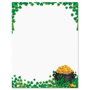 Shamrock Stationary