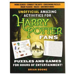 Harry Potter Fans Activity Book