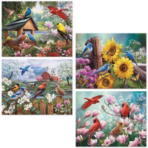 North American Songbird Puzzle