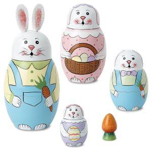 Nesting Bunny Set
