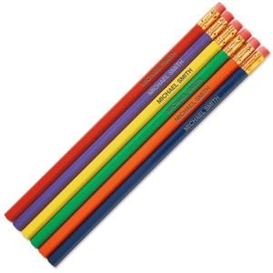 Primary #2 Hardwood Custom Pencils