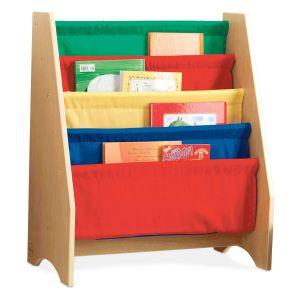 Primary Canvas Sling Shelf
