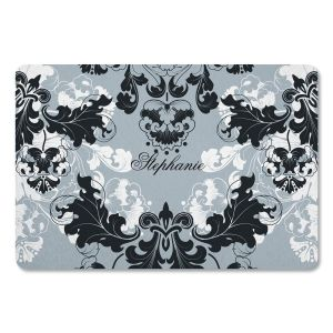 Rococo Personalized Floor Mat