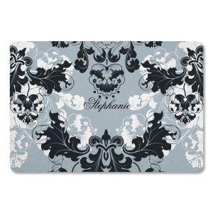 Rococo Personalized Floor Mat
