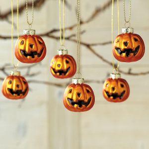 Jack-o'-Lanterns Ornaments