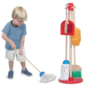 Let's Play House! Dust, Sweep & Mop by Melissa & Doug®