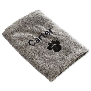 Custom Dog Drying Towel
