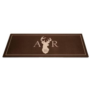 Custom Deer Doormat