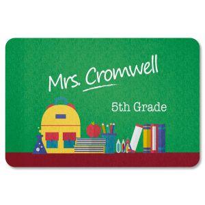 Custom Classroom Doormat