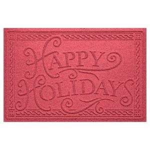 Christmas Doormat Happy Holidays