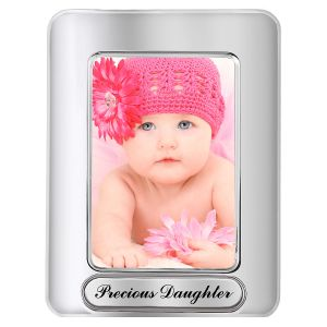 Personalized Rounded Corner Picture Frame