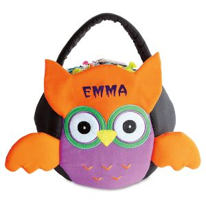 Owl Treat Basket