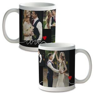 Love Custom Photo Mug