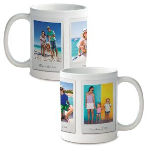 Snapshot Custom Photo Mug