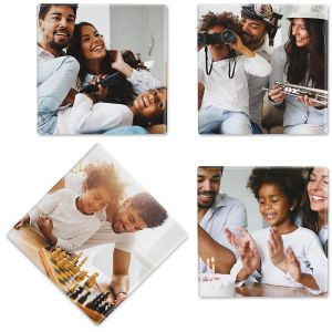 Full Custom Photo Coasters