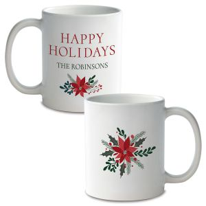 Holly Personalized Ceramic Mug