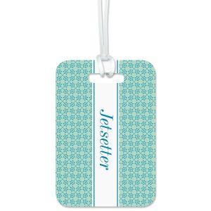 Jetsetter Custom Luggage Tag