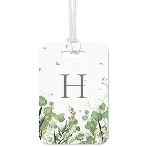 Leaves Custom Luggage Tag