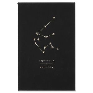 Custom Zodiac Journals