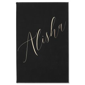 Custom Name Journal