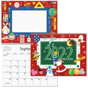 Graphic Photo-Insert 2022 Calendar